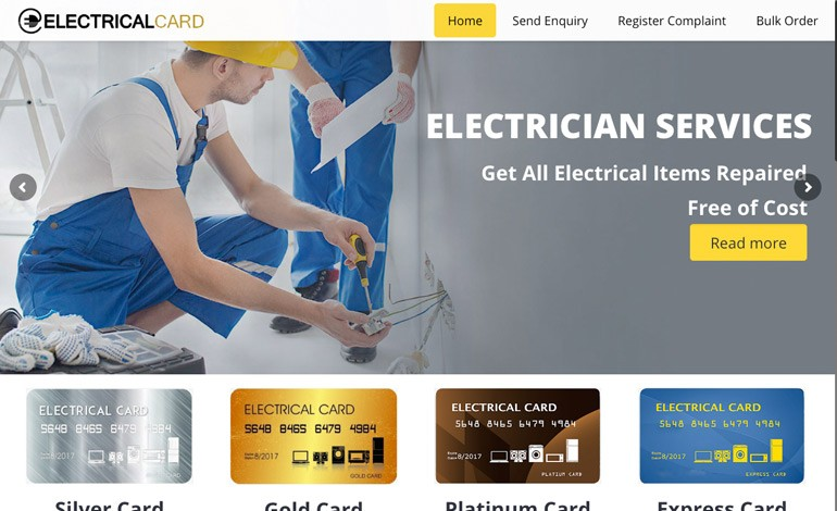 electricalcard