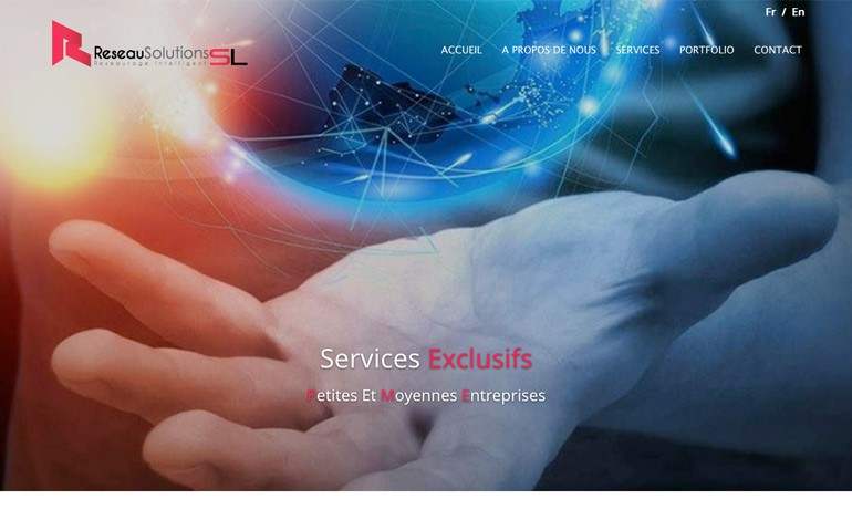 Reseau Solutions SL Inc
