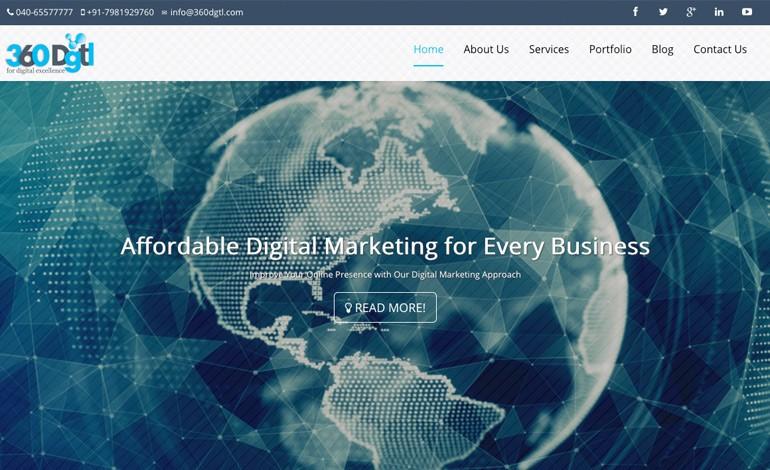 Digital Marketing Agency 360Dgtl