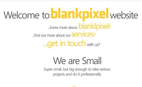 Blank Pixel