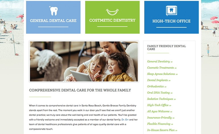 Gentle Breeze Family Dentistry