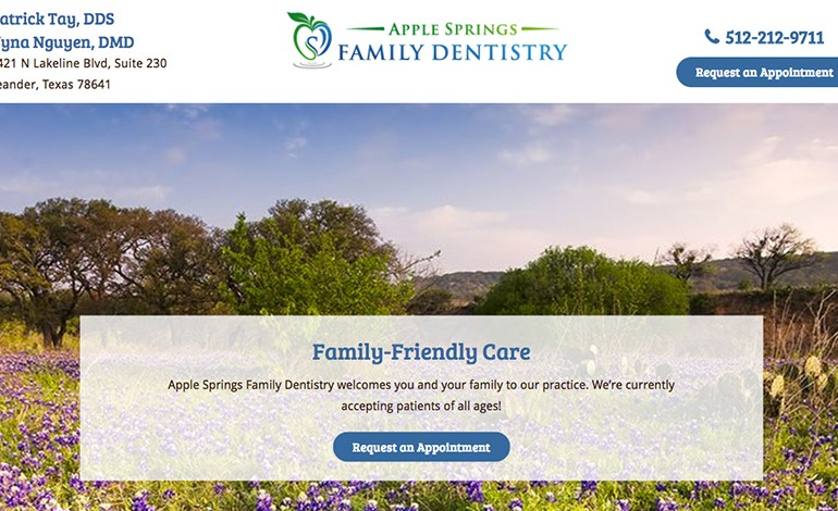 Apple Springs Family Dentistry