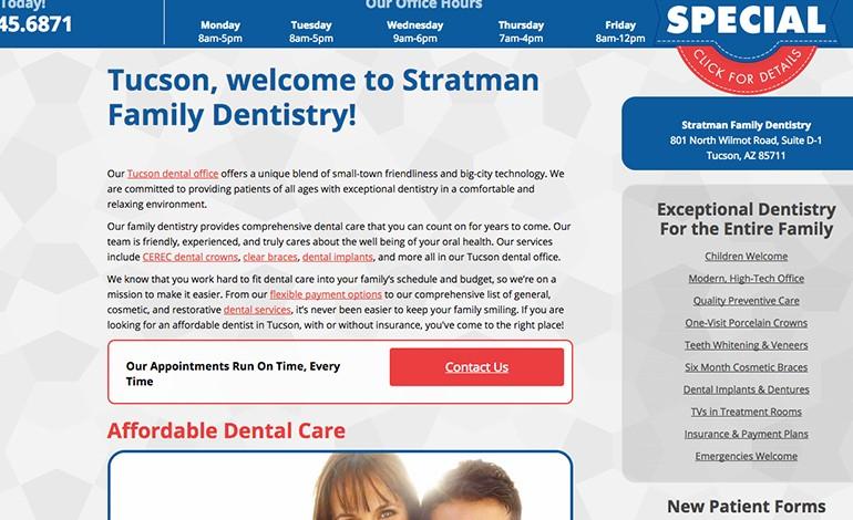 Stratman Family Dentistruy