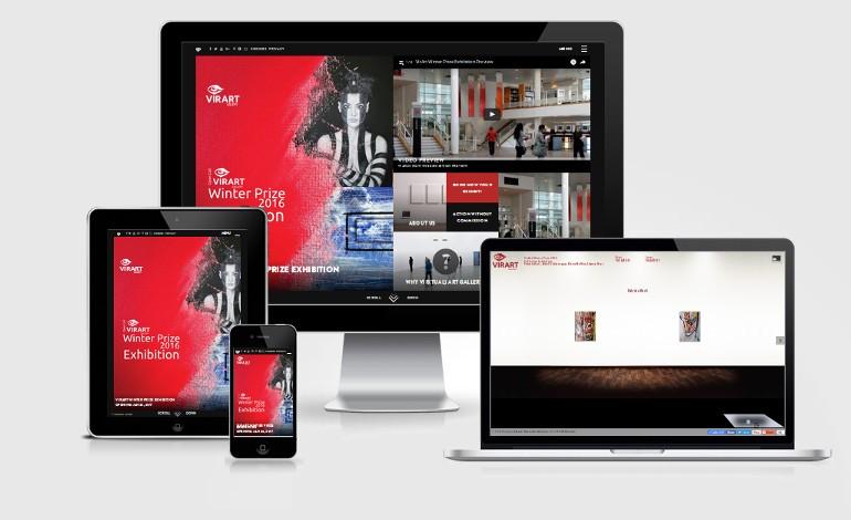 VirArt Gallery Restyling