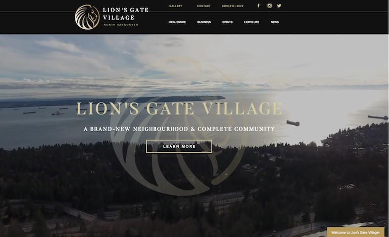 Lion's Gate Village