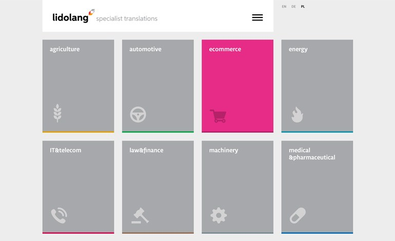 lidolang specialist translations