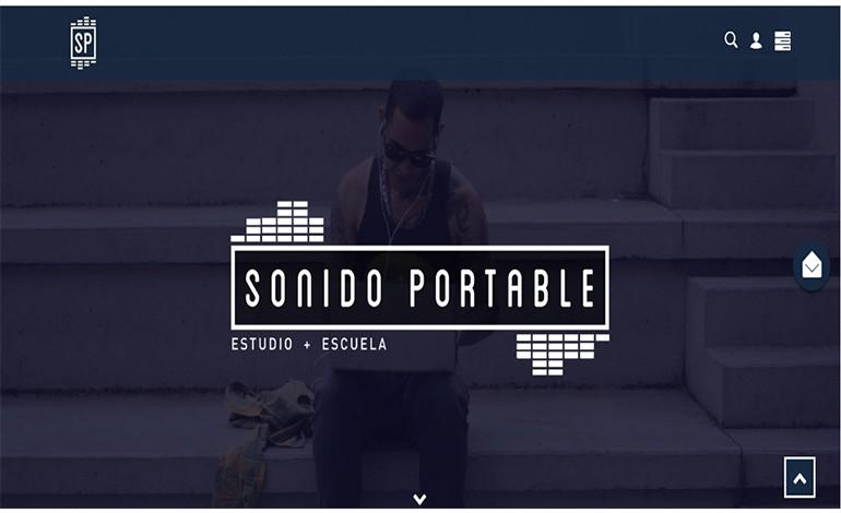 sonido portable