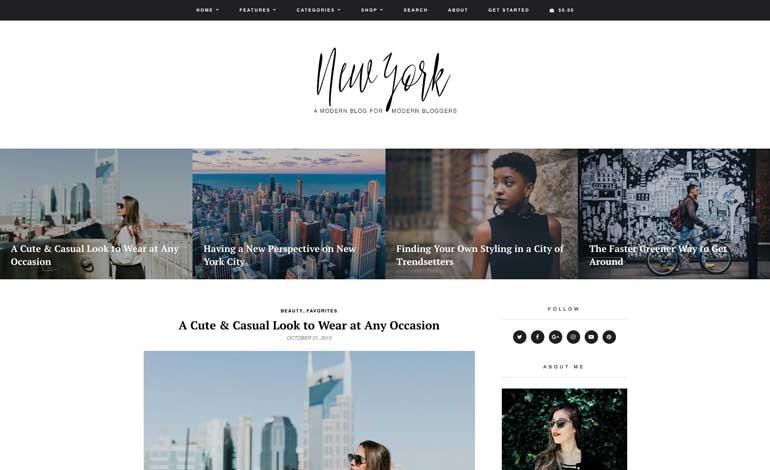 New York WordPress Blog