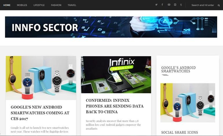 Innfo Sector