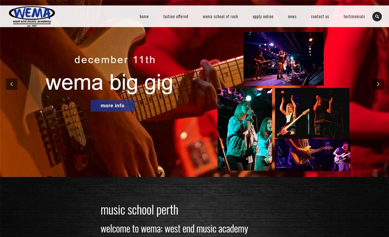 West End Music Academy