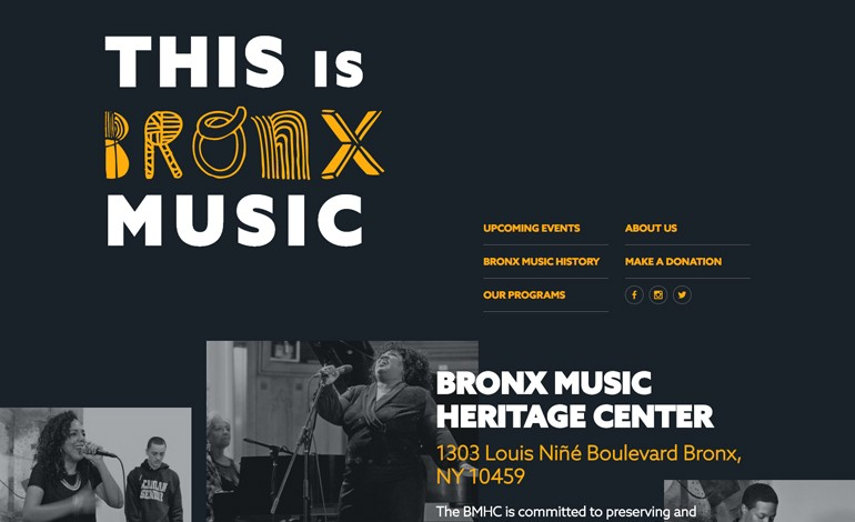 Bronx Music Heritage Center