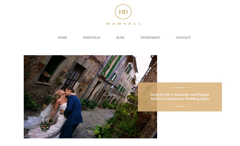 HD Moments Wedding Videography
