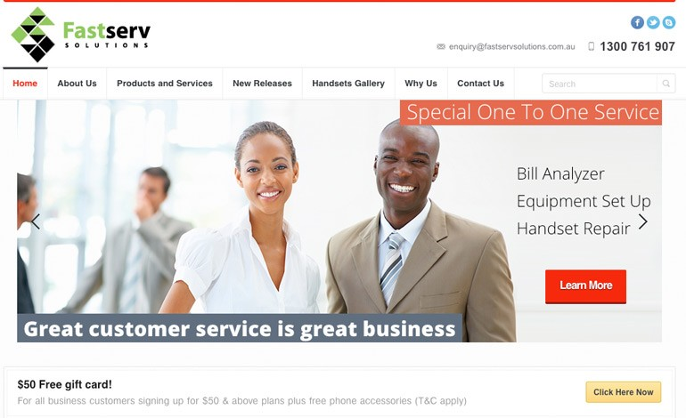 Fastserv Solutions