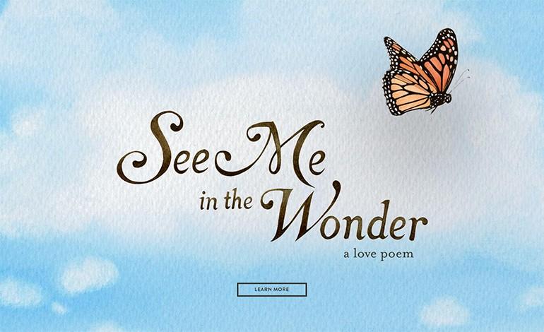 See Me in the Wonder