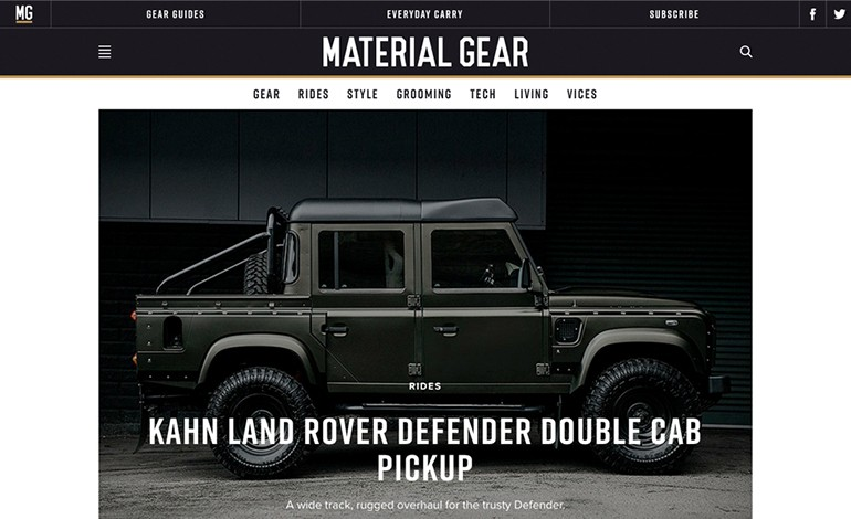 Material Gear