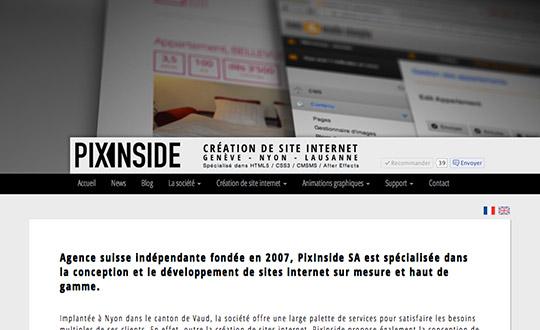 Pixinside SA