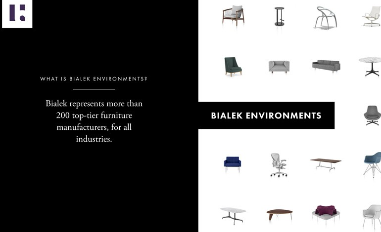 Bialek Environments