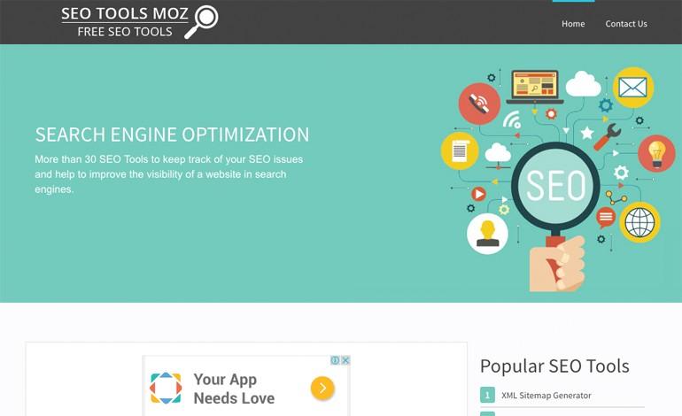Seo Tools Moz