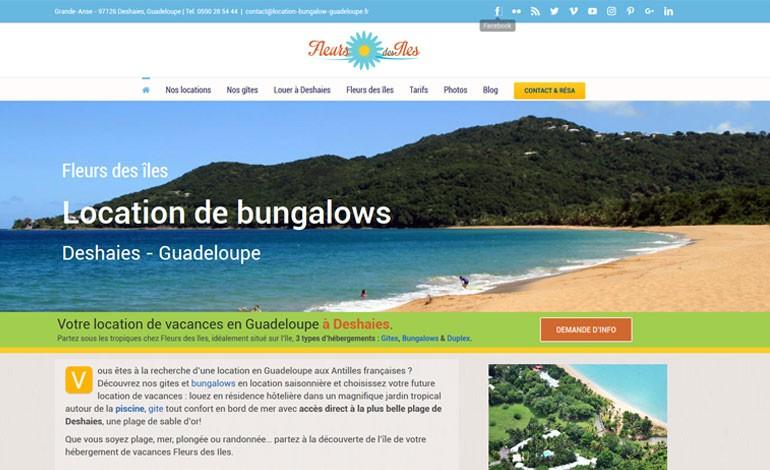 Location Bungalow Guadeloupe FDI