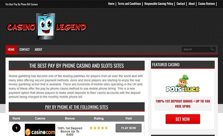 Casino Legend