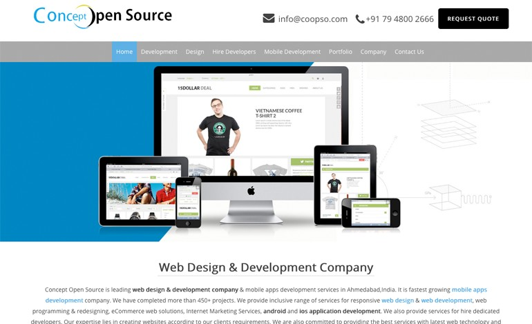Concept Open Source