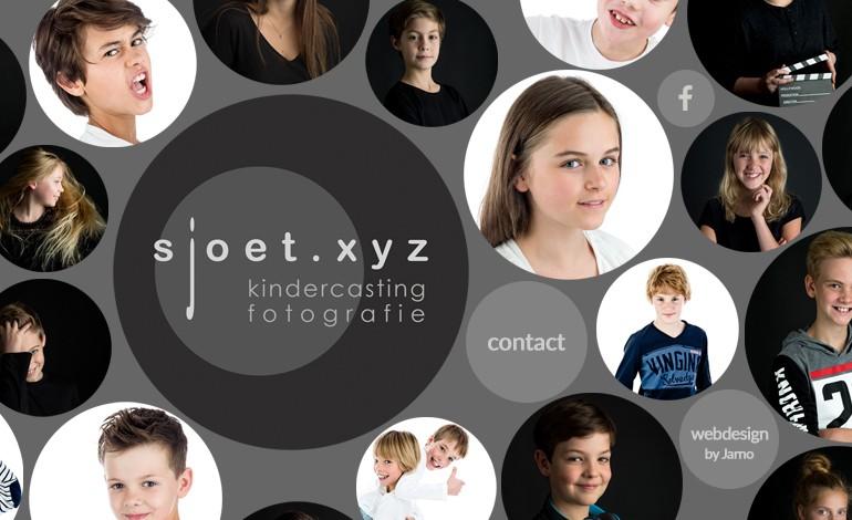 Sjoet Kindercasting Fotografie