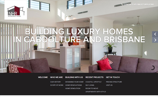 NHR Homes Luxury New Home Builders Caboolture, Sunshine Coast