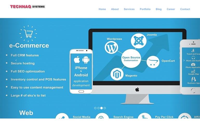 Technaq System Pvt Ltd