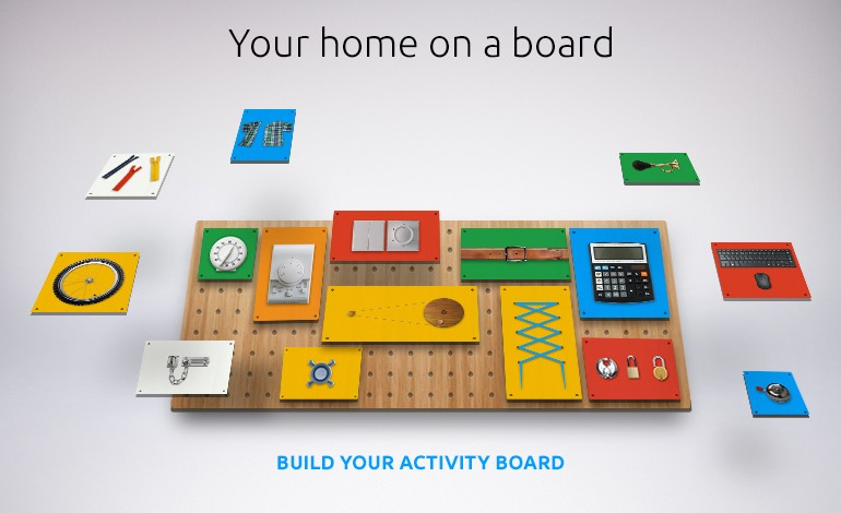 Build and Buy Activity Board