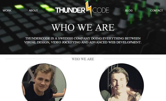 ThunderCode