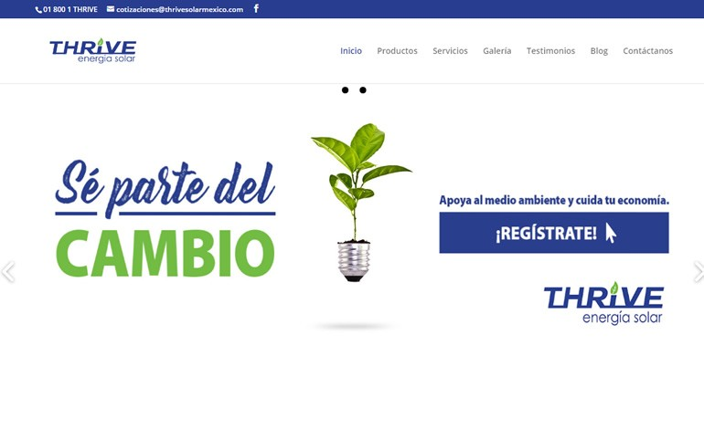 Thrive Solar Mexico