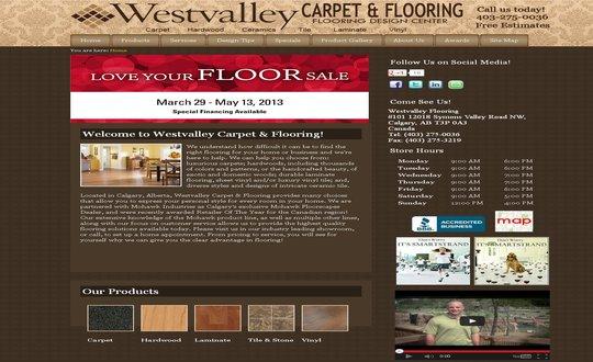 Westvalley Flooring Calgary