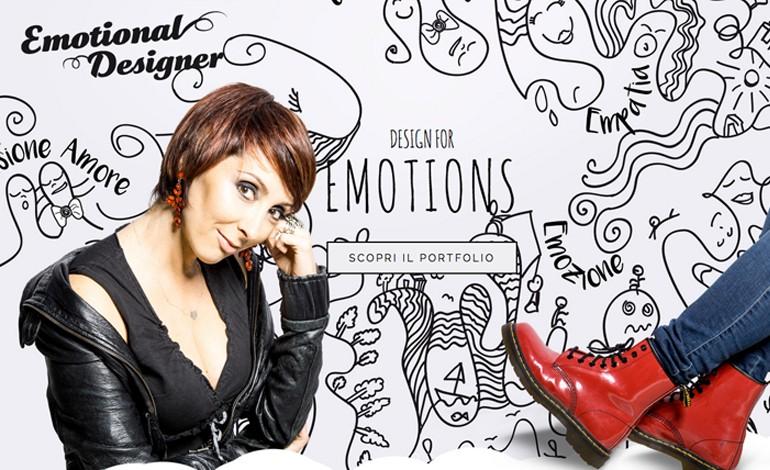 Alessandra Balzani Emotional Designer UI UX Designer
