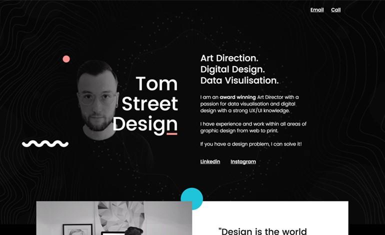 Tom street design