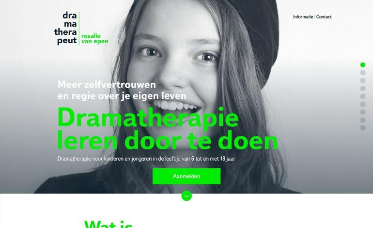Dramatherapeut Rosalie van Epen