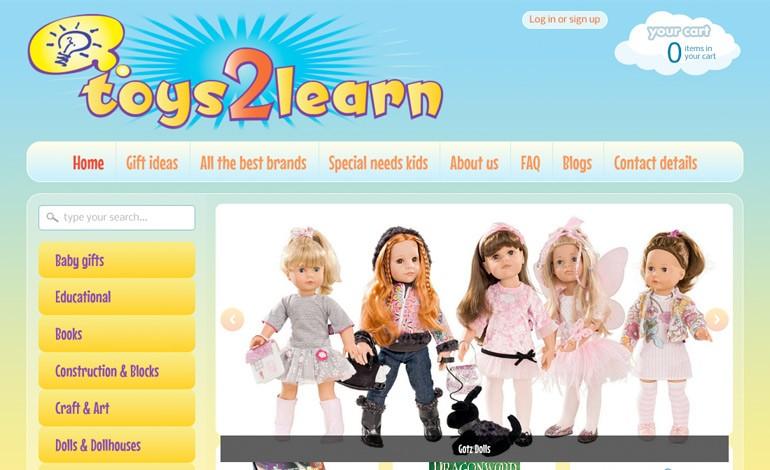 Toys2Learn