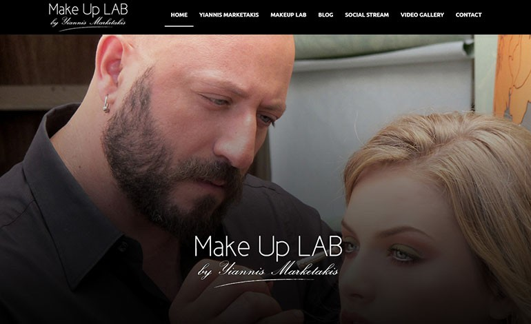 Make Up Lab by Yiannis Marketakis