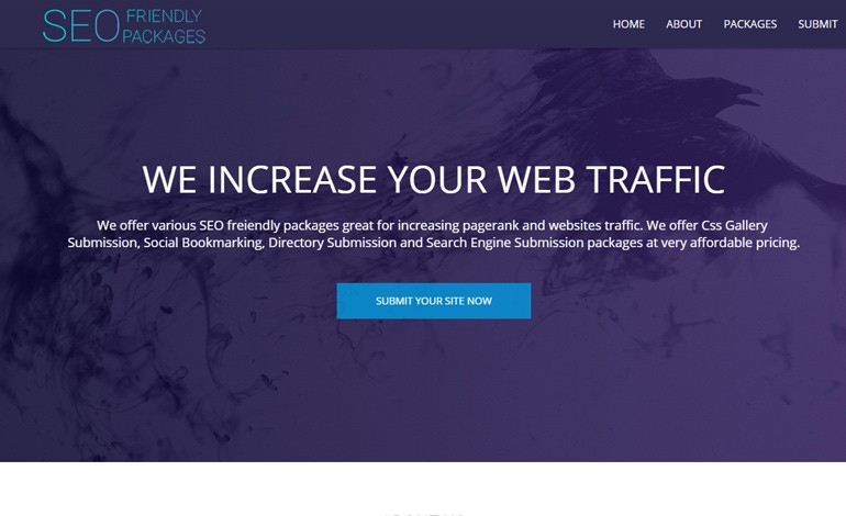 SEO freiendly packages