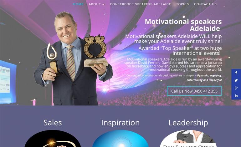 Motivational Speaker Adelaide