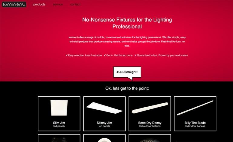 luminent lighting