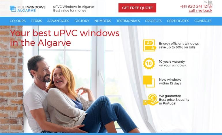 Multi Windows Algarve