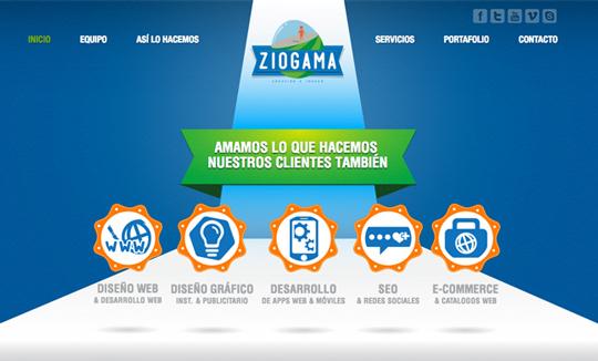 Ziogama