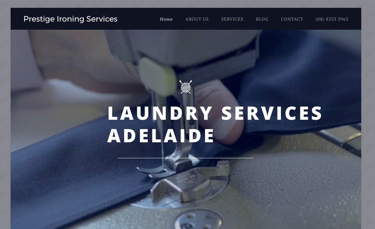 Prestige Ironing Services