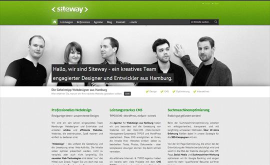 Siteway Web Design Portfolio