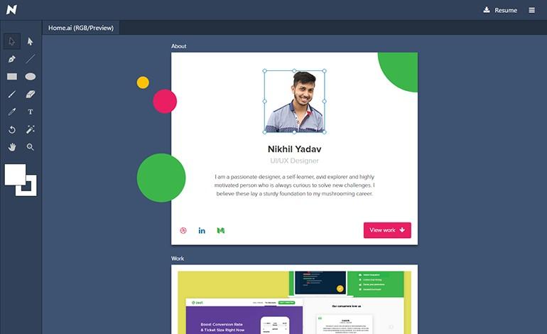 Nikhil Yadav Personal Website