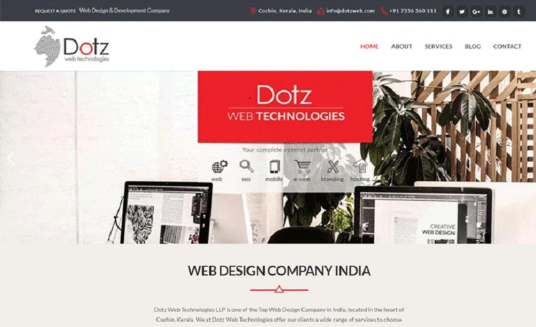 Dotz Web Technologies