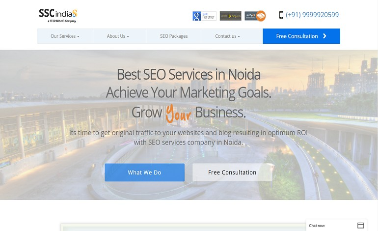 SSC India Seo Services Company
