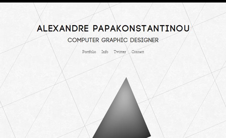 Computer Graphic Designer Portfolio