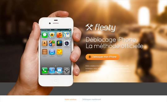 Fleety Debloquer iPhone