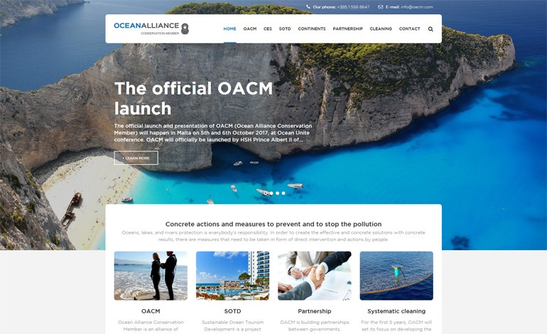 Ocean Alliance Conservation Member